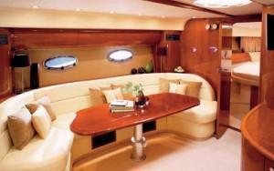 Yacht Princess Interni